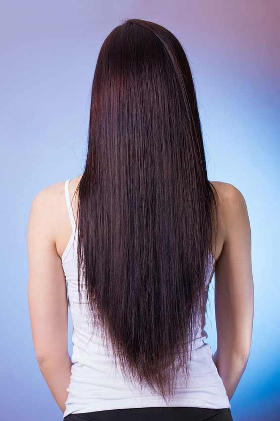 gezonde haargroei
