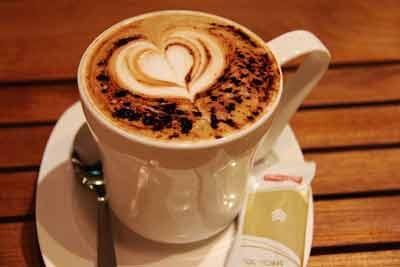 koffie bloeddruk verhogen