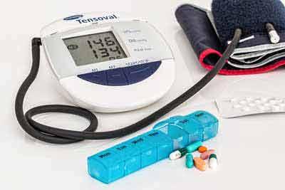 hoge bloeddruk behandelen