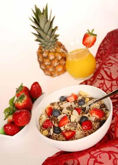 ontbijtgranen vitamine b12 veganisten