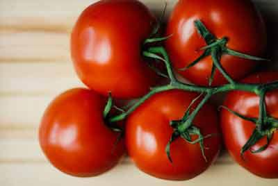 tomaten bevatten kalium