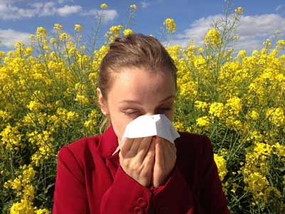 allergische reactie histamines