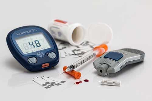 forskolin tegen diabetes