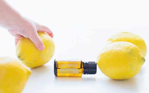 citroenolie werking