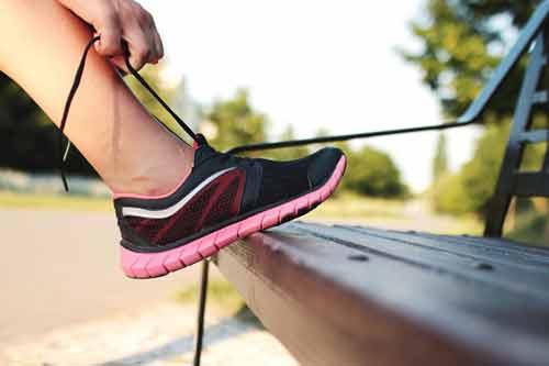 lopen endorfine