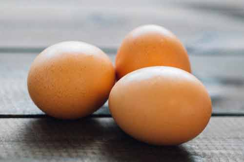 eieren l-arginine