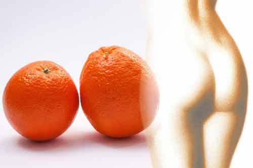huid verstevigen sinaasappel olie